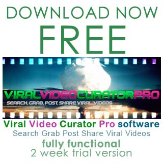 Best Video Curation Software Viral Video Curator Pro